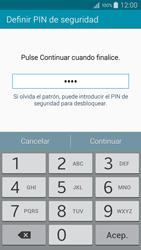 Desbloqueo del equipo por medio del patrón - Samsung Galaxy A5 - A500M - Passo 12