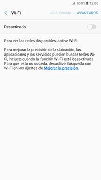 Configura el WiFi - Samsung Galaxy A7 2017 - A720 - Passo 6