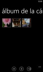 Transferir fotos vía Bluetooth - Nokia Lumia 820 - Passo 7