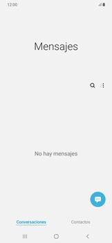 Envía fotos, videos y audio por mensaje de texto - Samsung Galaxy A50 - Passo 4
