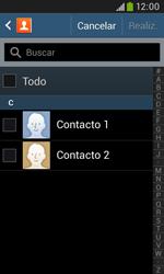 ¿Tu equipo puede copiar contactos a la SIM card? - Samsung Galaxy Trend Plus S7580 - Passo 8