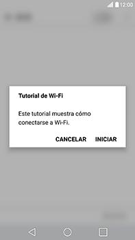 Configura el WiFi - LG V20 - Passo 4