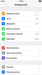 Configura el hotspot móvil - Apple iPhone 7 - Passo 3