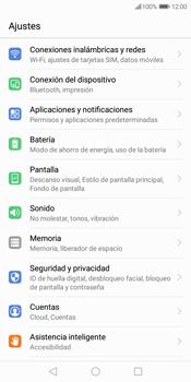 Configura el hotspot móvil - Huawei Y7 (2018) - Passo 3