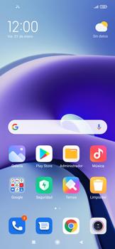 Cómo bloquear llamadas - Xiaomi Redmi Note 9T 5G - Passo 1