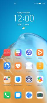 Instala las aplicaciones - Huawei P40 - Passo 2