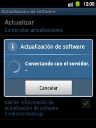 Actualiza el software del equipo - Samsung Galaxy Y  GT - S5360 - Passo 9