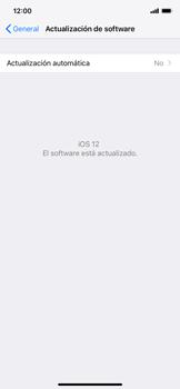 Actualiza el software del equipo - Apple iPhone XS Max - Passo 7