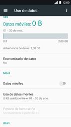 Desactiva tu conexión de datos - Motorola Moto C - Passo 5