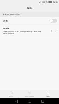 Configura el WiFi - Huawei Mate 8 - Passo 4