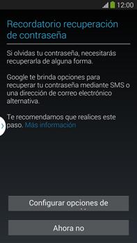 Crea una cuenta - Samsung Galaxy Note Neo III - N7505 - Passo 11
