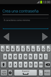 Crea una cuenta - Samsung Galaxy Fame GT - S6810 - Passo 12