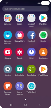 ¿Tu equipo puede copiar contactos a la SIM card? - Samsung S10+ - Passo 3