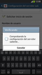 Configura tu correo electrónico - Samsung Galaxy Zoom S4 - C105 - Passo 17