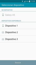 Transferir fotos vía Bluetooth - Samsung Galaxy A3 - A300M - Passo 14