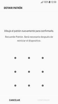 Desbloqueo del equipo por medio del patrón - Samsung Galaxy J7 Prime - Passo 9