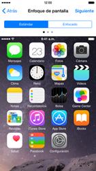 Activa el equipo - Apple iPhone 6 - Passo 25