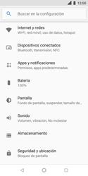 Desactivación límite de datos móviles - Nokia 3.1 - Passo 4