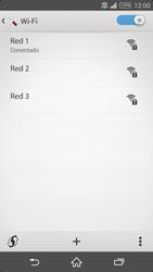 Configura el WiFi - Sony Xperia Z2 D6503 - Passo 8