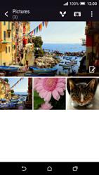 Transferir fotos vía Bluetooth - HTC One A9 - Passo 7