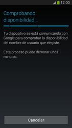 Crea una cuenta - Samsung Galaxy Zoom S4 - C105 - Passo 8