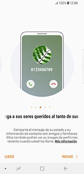 ¿Tu equipo puede copiar contactos a la SIM card? - Samsung Galaxy S9 - Passo 4