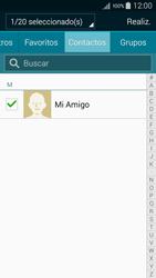 Envía fotos, videos y audio por mensaje de texto - Samsung Galaxy A5 - A500M - Passo 8
