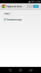 Configura el Internet - Sony Xperia E3 D2203 - Passo 22