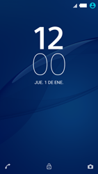 Bloqueo de la pantalla - Sony Xperia M4 Aqua E2303 - Passo 4