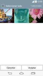 Envía fotos, videos y audio por mensaje de texto - LG G3 Beat - Passo 18