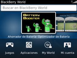 Instala las aplicaciones - BlackBerry Bold 9720 - Passo 18