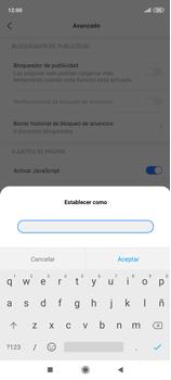 Configura el Internet - Xiaomi Redmi Note 9 Pro - Passo 28