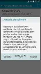 Actualiza el software del equipo - Samsung Galaxy A5 - A500M - Passo 8