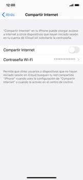 Configura el hotspot móvil - Apple iPhone 11 Pro - Passo 4