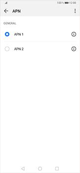 Configura el Internet - Huawei P30 Pro - Passo 15