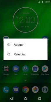 Configura el Internet - Motorola Moto G6 Plus - Passo 20