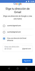 Crea una cuenta - Motorola Moto E5 Play - Passo 11