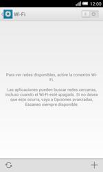Configura el WiFi - Alcatel Pop S3 - OT 5050 - Passo 5