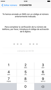 Configuración de Whatsapp - Apple iPhone 6 Plus - Passo 9