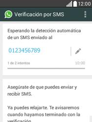 Configuración de Whatsapp - LG L20 - Passo 7