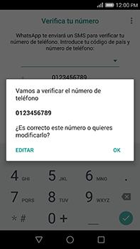Configuración de Whatsapp - Huawei G8 Rio - Passo 6