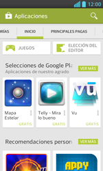Instala las aplicaciones - LG Optimus L5 II - Passo 6