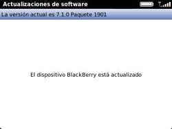 Actualiza el software del equipo - BlackBerry Curve 9320 - Passo 8
