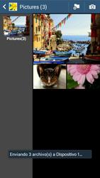 Transferir fotos vía Bluetooth - Samsung Galaxy Zoom S4 - C105 - Passo 12