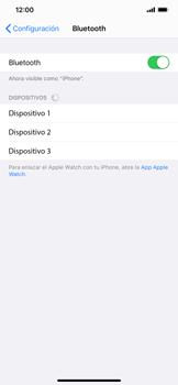 Conecta con otro dispositivo Bluetooth - Apple iPhone 11 - Passo 5