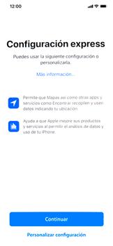Activar el dispositivo con la función antirrobo - Apple iPhone 11 - Passo 27