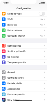 Configura el hotspot móvil - Apple iPhone XS - Passo 3