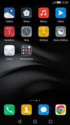 Transferir fotos vía Bluetooth - Huawei Cam Y6 II - Passo 3