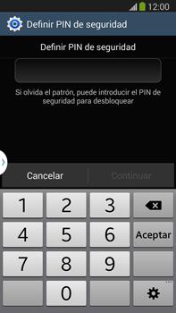 Desbloqueo del equipo por medio del patrón - Samsung Galaxy Note Neo III - N7505 - Passo 12