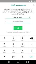 Configuración de Whatsapp - LG G5 - Passo 8